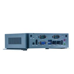 Vierradantriebwagen-Kern des Prozessor-X86 Intel-J3160 Doppel-LAN5 USB 2 RS232 SIM Fanless Barebone