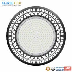 Venda a quente 240W OVNI Highbay LED LED luz luzes industrial com 5 anos de garantia