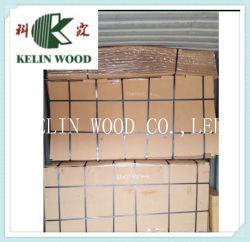 HDF porte de la peau, pièces de mobilier, le teck /Sapele/ placage de chêne de la peau de porte de bois Kelin Company