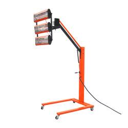 Коротковолновой инфракрасной лампы застывания краски индикатор подогревателя сушителя