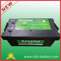 N200 Heavy Duty Baterías 12V200AH Acumulador de alquiler de vehículos