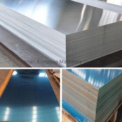 6061/6082 T6/T651/T6511 콜드 드인 고광택 알루미늄 합금 플레이트 알루미늄 플레이트