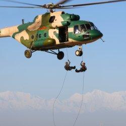 Cuerda rápido para la operación táctica militar y policial