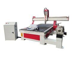 Le plus récent du vérin de la sculpture de gravure CNC CNC routeur de coupe