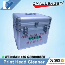 Epson Dx5 Dx7セイコー510 Konica 512のPolarisのXaarスペクトルUV/Solventの印字ヘッドの洗剤のための専門のインクジェット・プリンタの超音波印字ヘッドのクリーニング機械