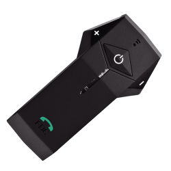 Nouveau style de la technologie Bluetooth casque de moto système Intercom (Double)