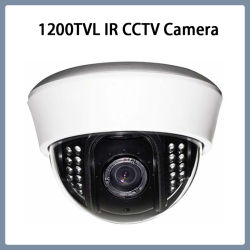 مراقبة [700تفل] [ودر] بلاستيكيّة أمن قبة [إير] [كّتف] [كّد] آلة تصوير