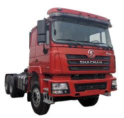 Shacman Shaanxi 6*4 caminhão trator Venda na Argélia com boas peças de motor