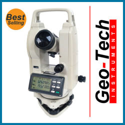 Mejor Venta de 2 segundo teodolito electrónico digital (GTH-02)