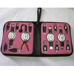 2020 Ordinateur kits adaptateurs de câbles USB de voyage