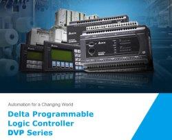 Dvp32eh00mt Series es un pequeño PLC para control secuencial básica. Es económico, altamente/Host de 32 puntos, 16 di / 16, 2 ejes de 200K de entrada/salida del diferencial, 2