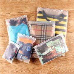 Wholesales EVA пакет молнией в сумке на футболку, нижнее белье одежда подсети