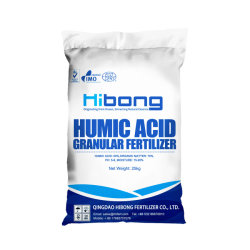 Grüne Huminsäure Bio-Dünger Hersteller, Bio-Dünger für Gemüse