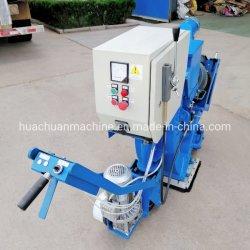 La superficie del suelo de hormigón horizontal Granallado máquina