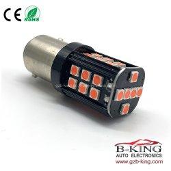 Rojo 1157 30 Super brillante luz de freno LED SMD 3030 Alquiler de luces de día