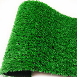 販売のための友好的な美化の緑の総合的なフットボールの泥炭の庭の芝生の人工的な草5年の保証のエコーの