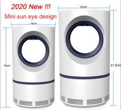 Nuevo 2020 USB LED física captura electrónica de la luz de Asesino de mosquitos Insecto Matamoscas Repeller