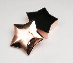 Madame Promotional Gift de cadre de bijou d'étoile d'or de Rose