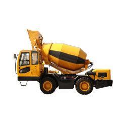 auto approvato del Ce 3.5cbm che carica il camion mobile della betoniera