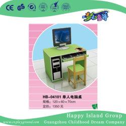 Mobilier en bois de la maternelle Kids Table Computer-04101 sur stock (HB)