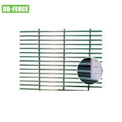 Malla de alambre soldado 358 76.2Anti Subir valla mm x 12,7 mm para jardín de la frontera de la prisión de ferrocarril de la planta de tratamiento de gas refinar Power Station