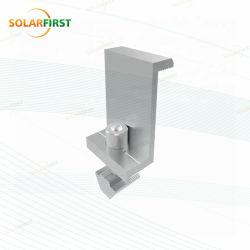 Morsetto dell'estremità per la struttura di racking solare del supporto del modulo