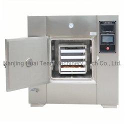 Estufa de secagem a bandeja de microondas de vácuo para a secagem de frutas/Química/alimentar/vegetais/carne.