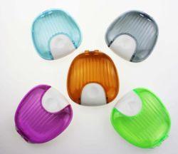 Оптовая торговля модной АБС протеза устные щитка приборов в салоне зубов держатель пластиковый фиксатор для хранения/дела