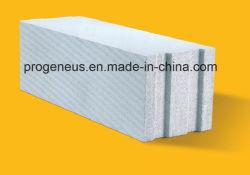 Progeneus AAC/Alc bloques de pared / ser pirolizados bloque de hormigón celular