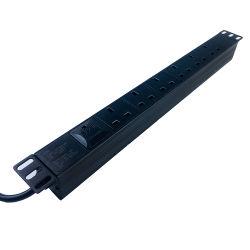 電光プラグのサージの保護電気ソケットユニバーサルPDUのソケット