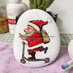 Woorden die de Gegraveerde Gift van Kerstmis van Wholesales van de Steen snijden