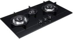 Haute qualité 3 brûleurs cuisinière à gaz Brûleur portatif de plein air anneau Réchaud de cuisson à gaz