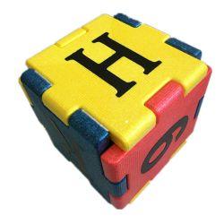 La sécurité alimentaire des enfants au début de l'apprentissage décoratifs EPP Toy des briques de bâtiment