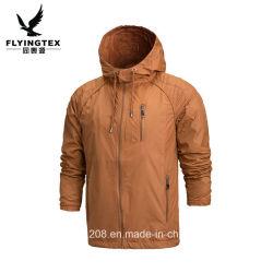 Neue Form-Entwurfs-Männer, die dünn Sportkleidungwindbreaker-Umhüllung kleiden