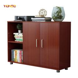 Цвет по заказу деревянная мебель кабинета книги заполнение шкафа электроавтоматики