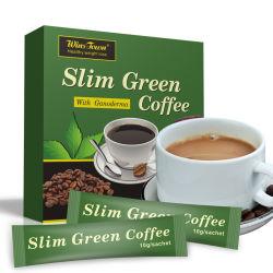 مصنع GMP قهوة فورية رفيعة من مصنعي المعدات الأصلية (OEM) لفقدان الوزن