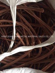 銅線のスクラップ99.99%の銅のスクラップの製造所果実99.99%