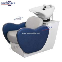 صالون حل شعب يغسل صالون مسند للقدمين كهربائيّة قابل للتعديل شامبوان كرسي تثبيت