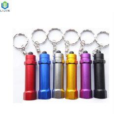 De promotie MiniToorts van de Gift met LEIDEN Keyhoder Flitslicht