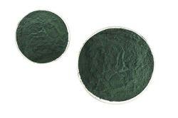 Clorofila de cobre em pó