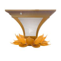 Solar Jardín resistente al agua de las luces de forma personalizada 50W Lámpara de luz LED Iluminación Decoración Luces de ahorro de energía de la calle principal del sistema de iluminación de lámparas de xenón