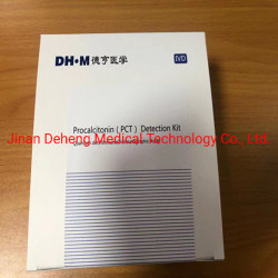 Fábrica de China Precios baratos Rapid Test Kit Pct reactivo IVD