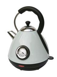 Isolierung des elektrischer Kessel-schnelle kochende Edelstahl-Tee-Potenziometersamovar-Wasser-Kessel-1.5L