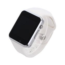 A1 손목 시계 Bluetooth Smart Watch Sport Pedometer 및 SIM 카메라 Android 스마트폰 스마트워치
