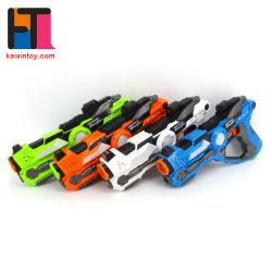 Bo Pistola Laser Infravermelho Tag brinquedo com luz e som