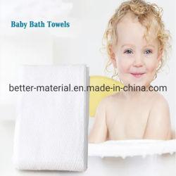 Toalla desechable para bebé Limpieza diaria para bebés Use toallas desechables para la cara/baño