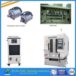 高精度の携帯電話、ラップトップ、ノートパソコンのためのガラス彫版機械CNCのルーター