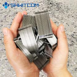 Shotcrete-Stahlfaser mit angespanntem Ende