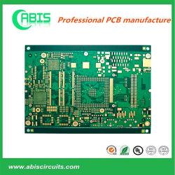 Scheda circuiti stampati per prototipazione PCB di controllo della temperatura