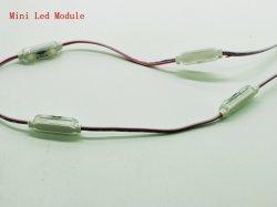 Cc12V 2LEDs mini IP67 Los módulos de señal LED Publicidad exterior